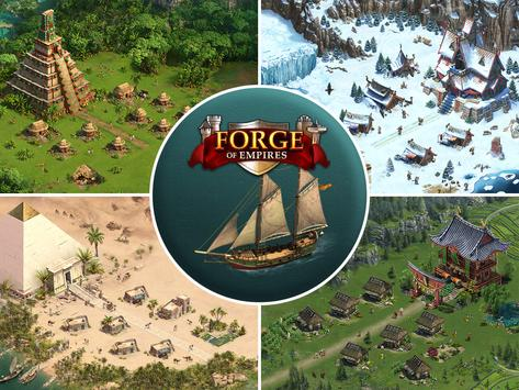 Forge of Empires Affiche