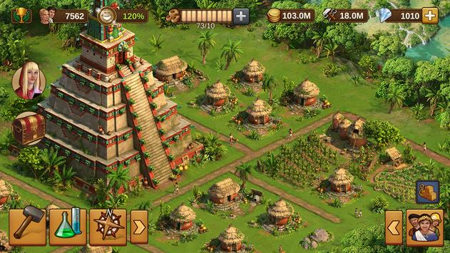 5 Schermata Forge of Empires