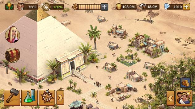 14 Schermata Forge of Empires