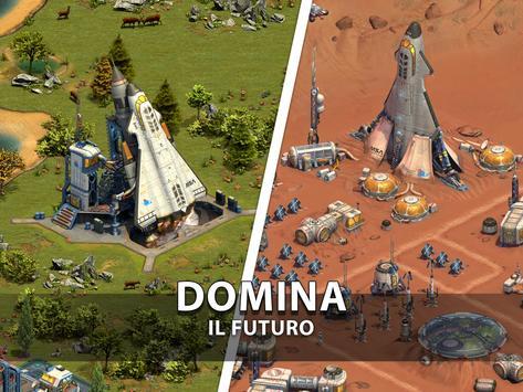 20 Schermata Forge of Empires