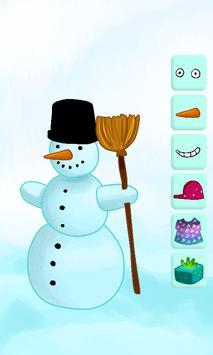Make a Little Snowman poster