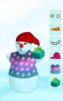 Make a Little Snowman screenshot 3