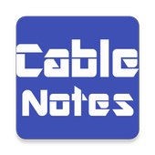 Cable Notes icon