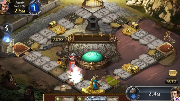 Roll Dice: Three Kingdoms screenshot 4
