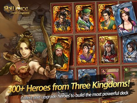 Roll Dice: Three Kingdoms screenshot 8