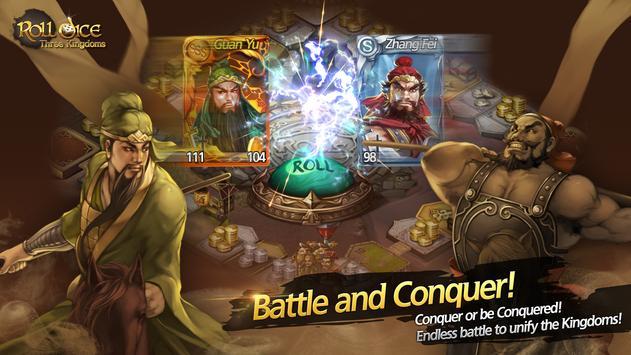 Roll Dice: Three Kingdoms poster
