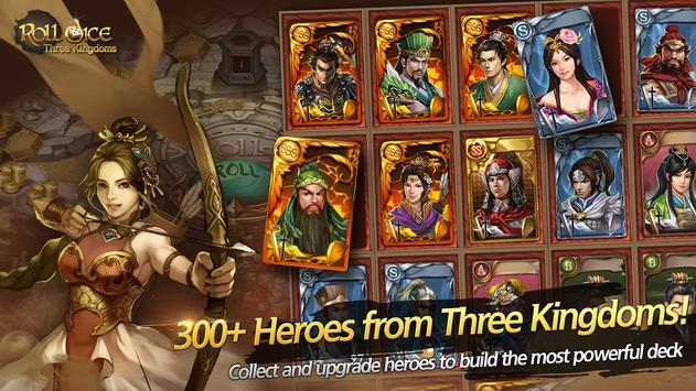 Roll Dice: Three Kingdoms screenshot 2
