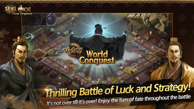 Roll Dice: Three Kingdoms screenshot 3