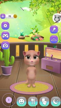 My Talking Cat Inna poster
