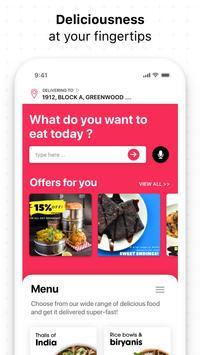InnerChef: Fresh Food Online screenshot 1