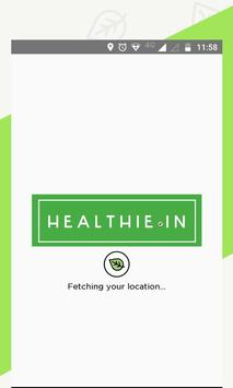 Healthie.in poster