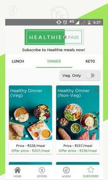 Healthie.in screenshot 2