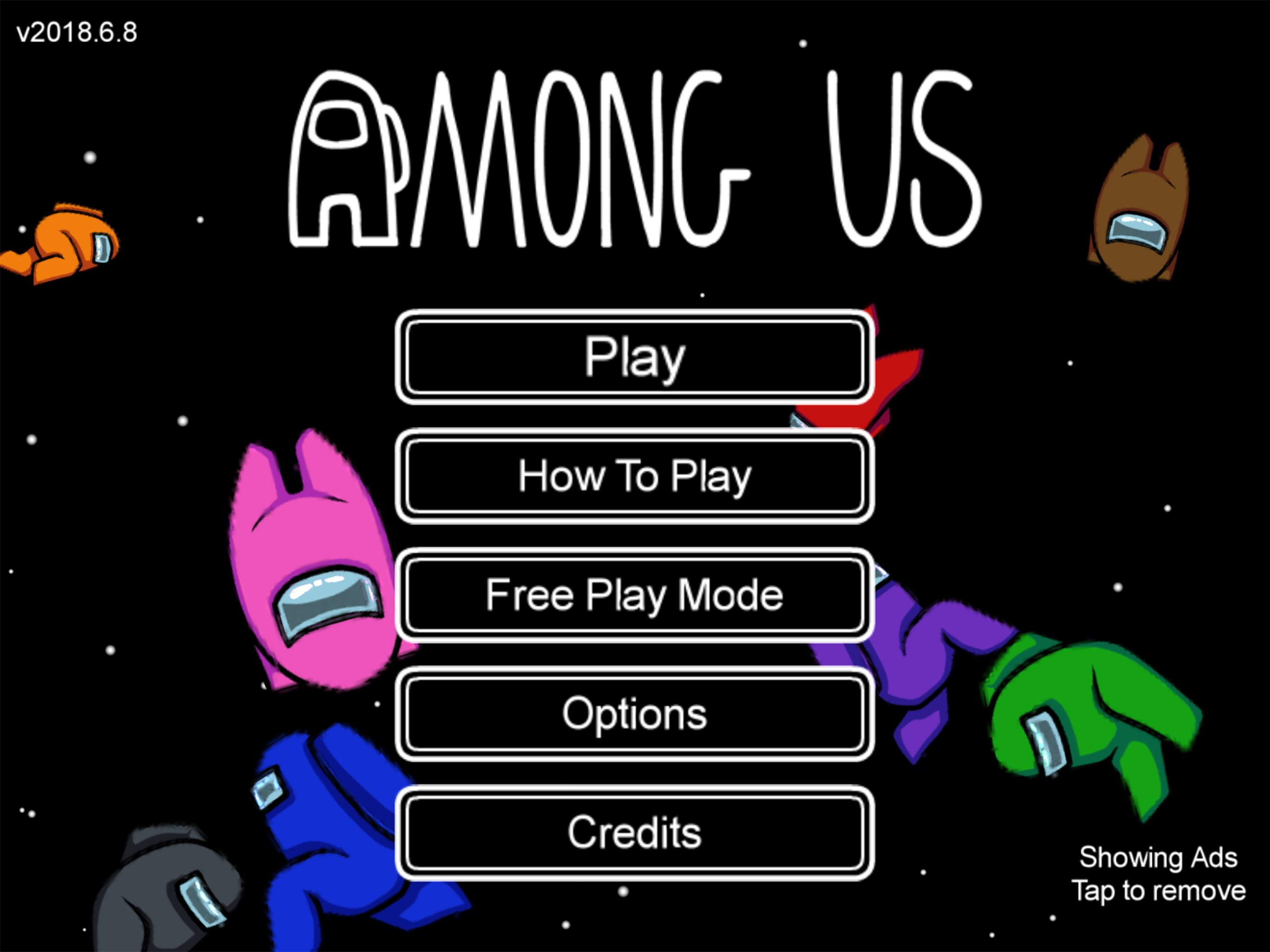Among Us Lobby Roblox Among Us For Android Apk Download