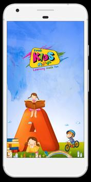 Kids App - Learning made fun poster
