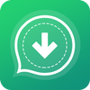 Status Saver for Whatsapp - Save HD Images, Videos simgesi