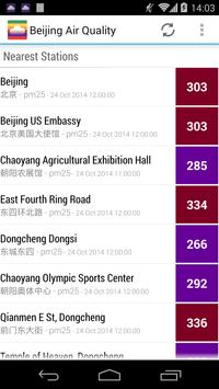 Beijing Air Quality screenshot 5
