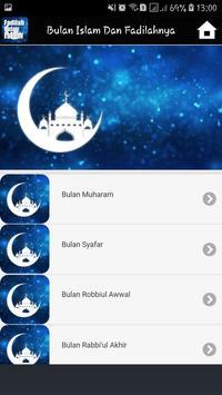 Bulan Bulan Dalam Islam Dan Fadilahnya screenshot 7