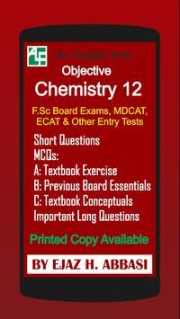 Objective Chemistry 12 poster