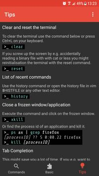 Linux Command Library screenshot 5