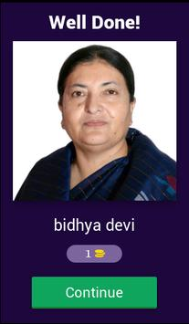 Nepali People Quiz screenshot 1