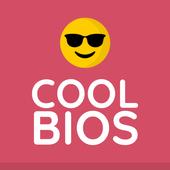 Cool Bio Quotes Ideas 아이콘