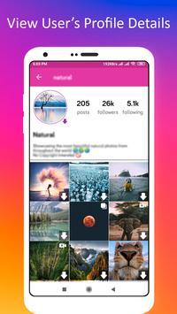 Profile Picture Downloader for Instagram screenshot 9