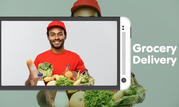 Free Instacart Grocery Delivery 2019 Guide poster