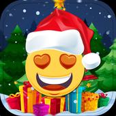 Santa emoji icon