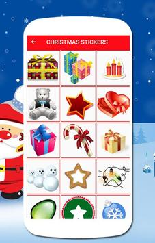 Santa emoji screenshot 2
