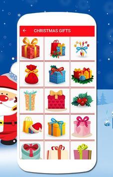 Santa emoji screenshot 3