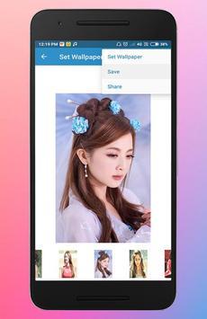 Girls Wallpaper screenshot 4