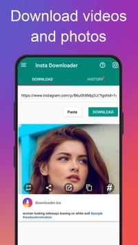 Photo & Video Downloader for Instagram - Instake poster