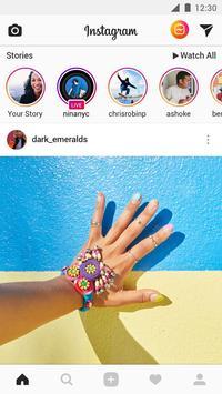 Instagram 海报