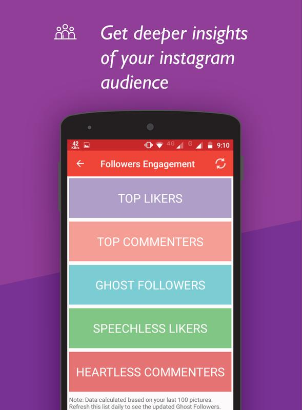 Unfollowers For Instagram Follow Cop For Android Apk Download