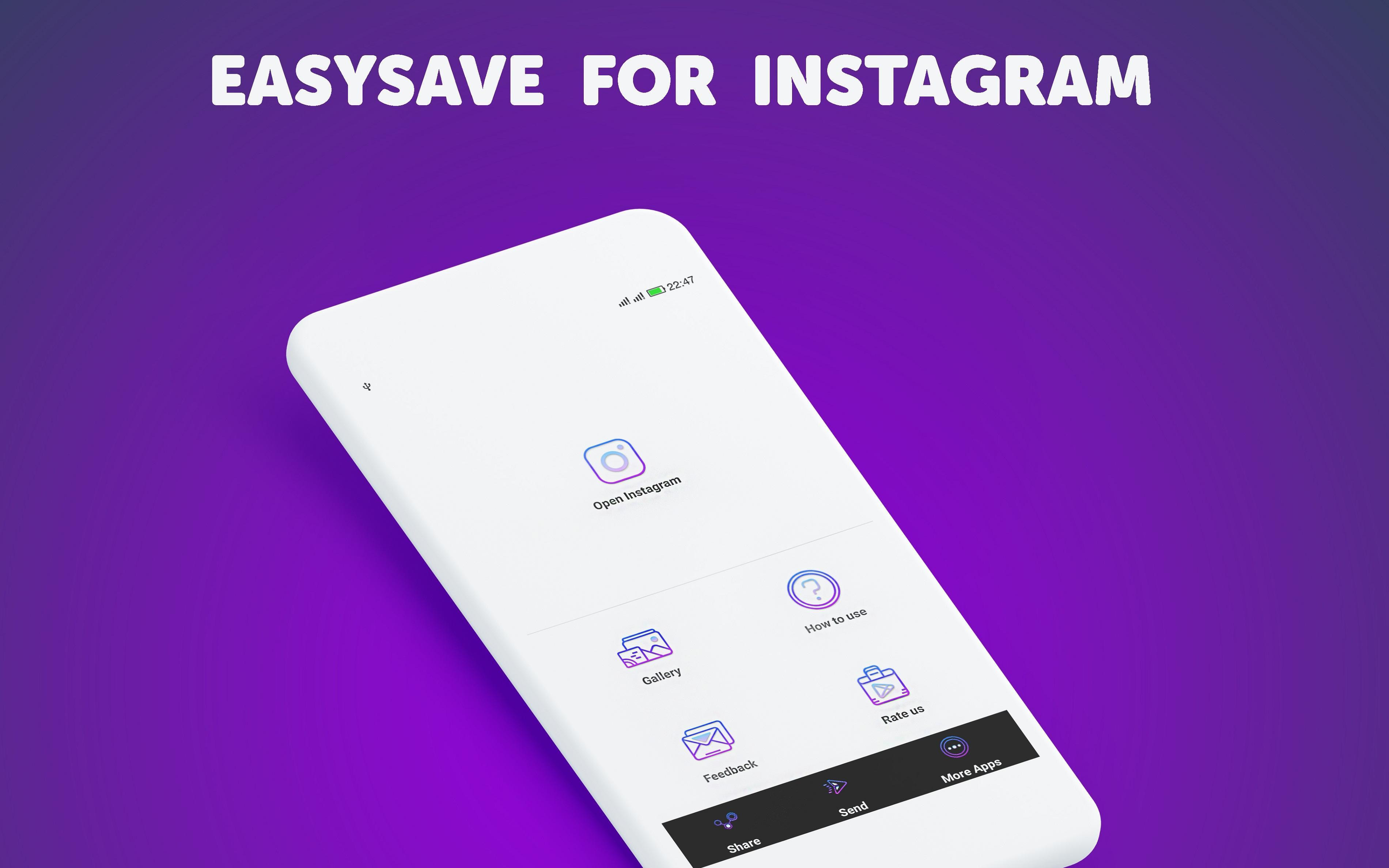 How to save instagram photos to gallery