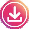 video downloader from Instagram - 비디오 다운로더 아이콘