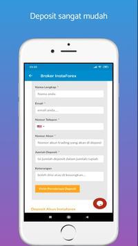 Broker InstaForex screenshot 5