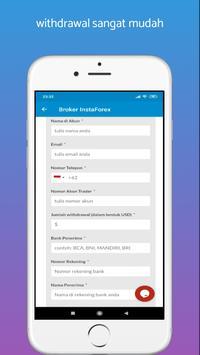 Broker InstaForex screenshot 6