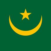 نشيد موريتانيا الوطني icon
