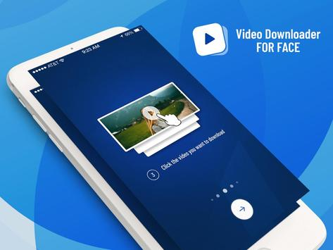 Video Downloader for FB screenshot 2