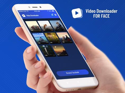 Video Downloader for FB screenshot 3