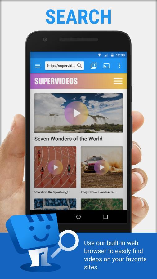 Web Video Cast | Browser to TV/Chromecast/Roku/+ for Android - APK