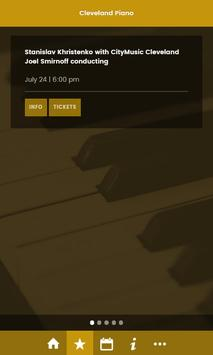 Cleveland Piano Competition screenshot 1