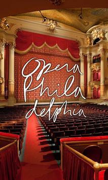 Opera Philadelphia poster