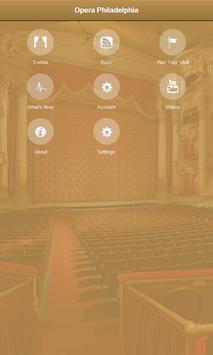 Opera Philadelphia screenshot 1