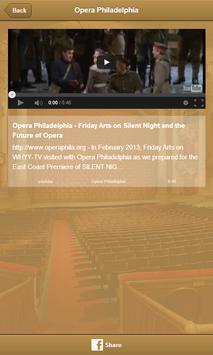 Opera Philadelphia screenshot 3