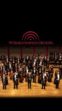 Pittsburgh Symphony Orchestra poster