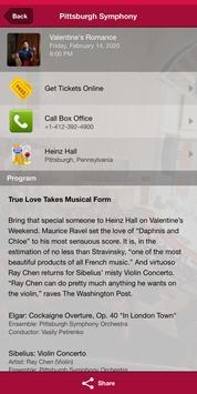 Pittsburgh Symphony Orchestra screenshot 2