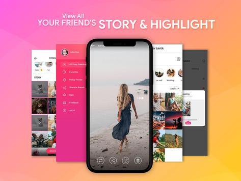Story Saver ảnh chụp màn hình 1