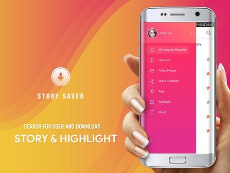 Story Saver ảnh chụp màn hình 2